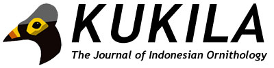 Kukila - The Journal of Indonesian Ornithology